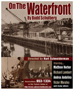 On The Waterfront By Budd Schulberg