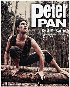 Peter Pan 2011  peter pan poster By J.M. Barrie Adapted by John Caird and Trevor Nunn