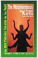 The Metamorphosis By Franz Kafka Adapted by Steven Berkoff