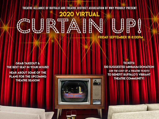 THE 2020 VIRTUAL CURTAIN UP!