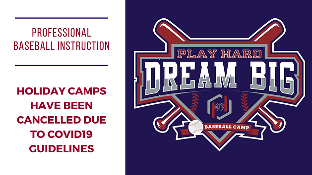 Summer Baseball Camp Baseball Camp 2020-