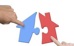 После развода квартира может быть разделена не поровну
