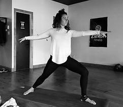 yoga studio pureÉnergie Beauport