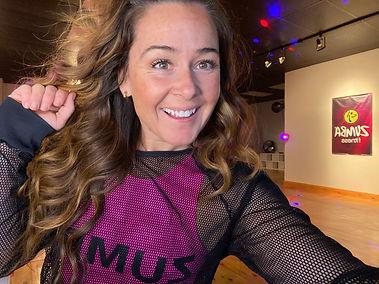 Anne-Marie Couillard Instructeur Zumba fitness