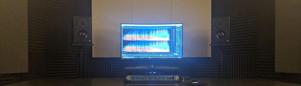 Mindtree Mastering studio front