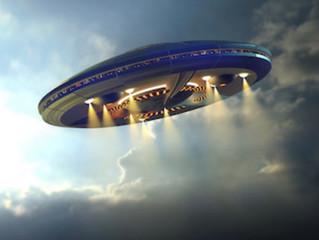 謎の円盤UFO