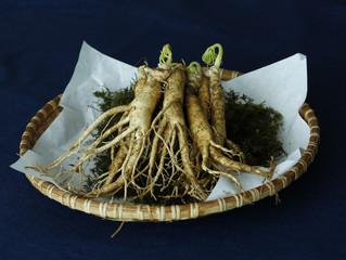 Boost it With Ginseng