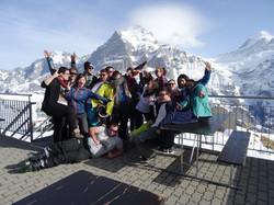 11./12. März 2017 Skiweekend Grindel