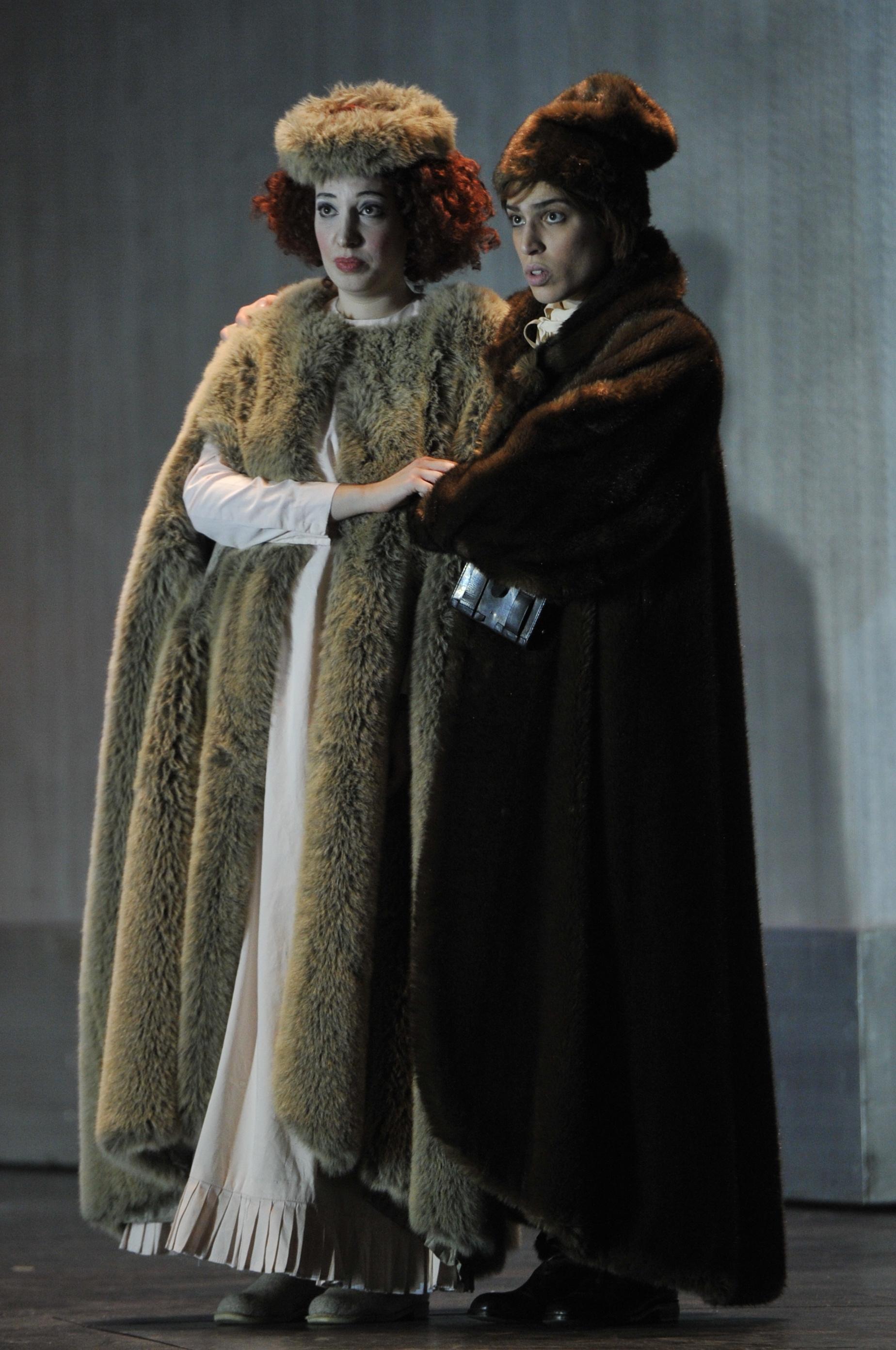 Xenia and Fiodor