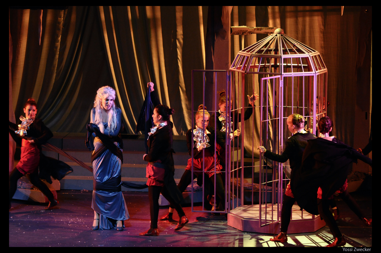 Pamina and Dancers