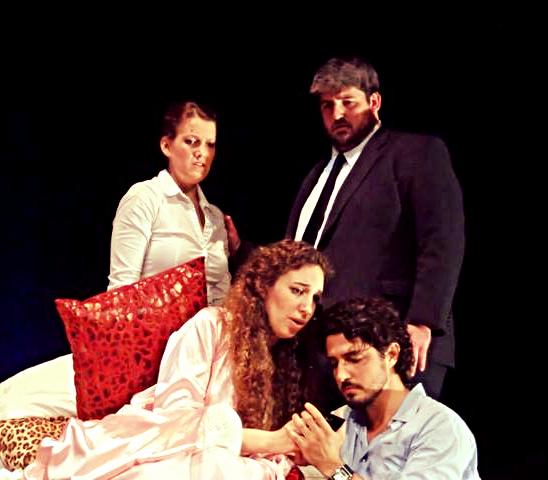Annina, Violetta, Alfredo, Germont
