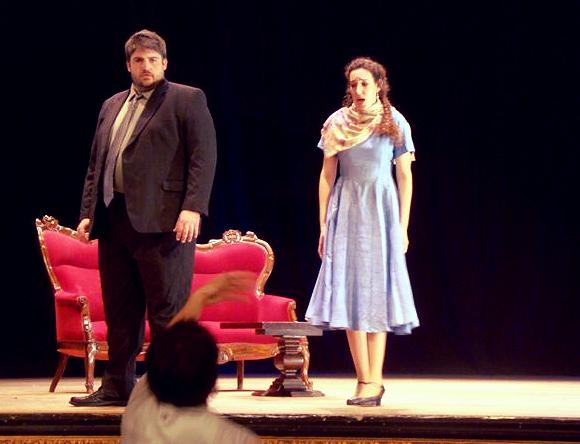 Germont, Violetta, Conductor