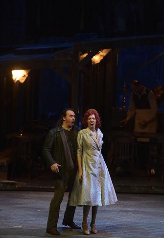 Shiri (Hershkovitz) Magar Musetta Puccini