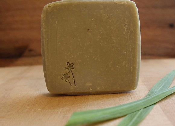 סבון חימר ירוק צרפתי