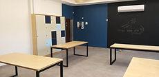 בית ספר מכלל |  חדר מורים |  כניסה