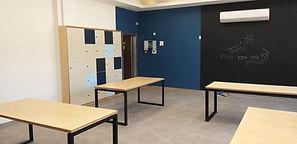 בית ספר מכלל    חדר מורים    כניסה