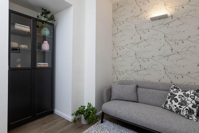 חדר שיחה/ ייעץ עם ספה