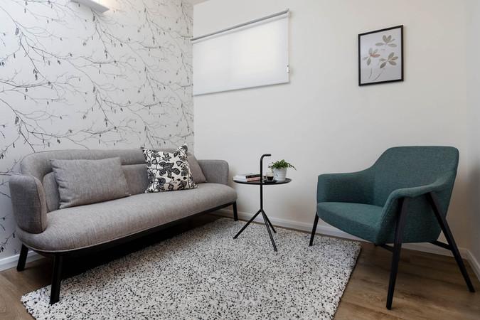 ספה החדר שיחה/ייעוץ