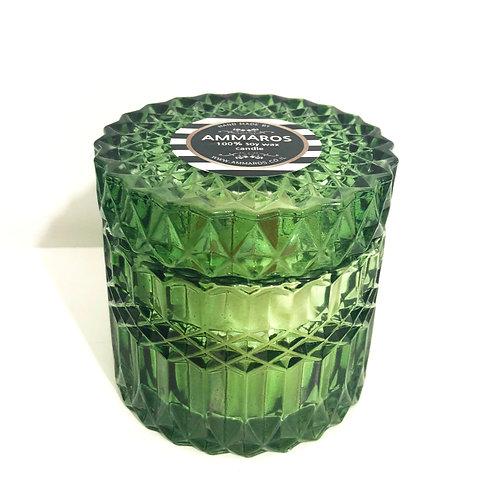 נר שעוות סויה טבעי Lychee & Peony