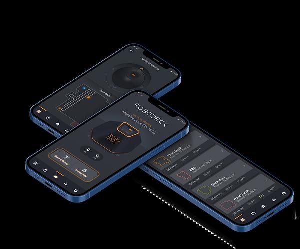 RoboDeck - Mobile app
