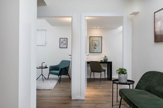 חדרי שיחה ויעוץ ליד חדרי טיפולים