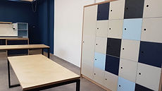 חדר מורים  | פרט נגרות