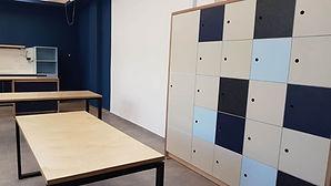 חדר מורים    פרט נגרות