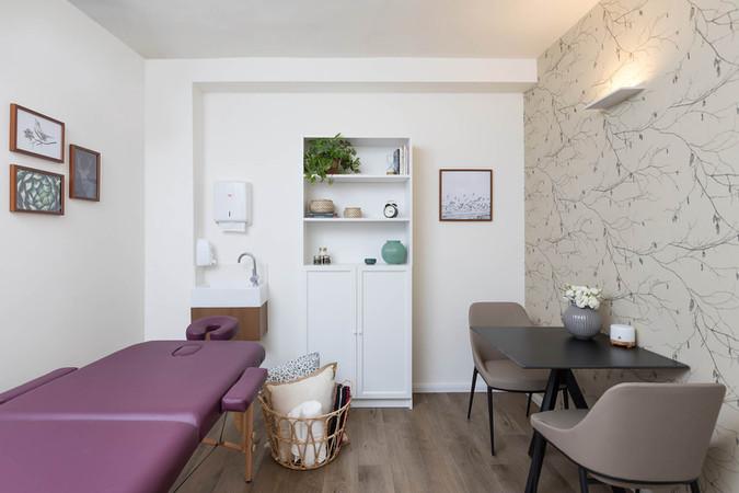 חדר הטיפול