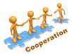Communication, Collaboration and Cooperation: The 3 C's of Teamwork