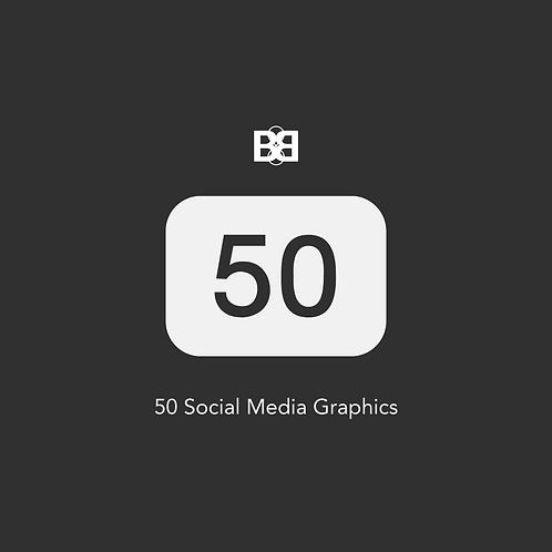 50 Social Media Graphics