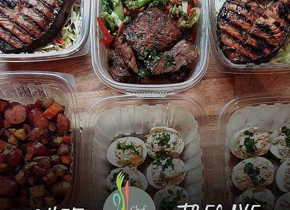 10 Meal Weekly Plan