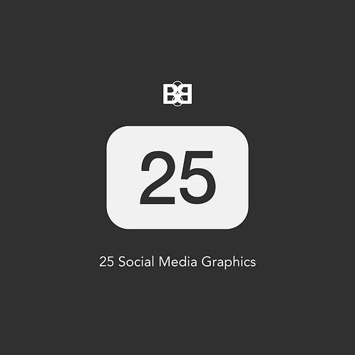 25 Social Media Graphics
