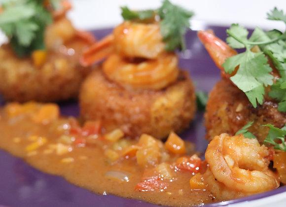 Creole Shrimp N' Grits Recipe