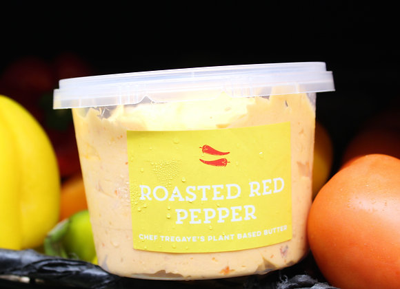 Roasted Red Pepper Butter (16oz)