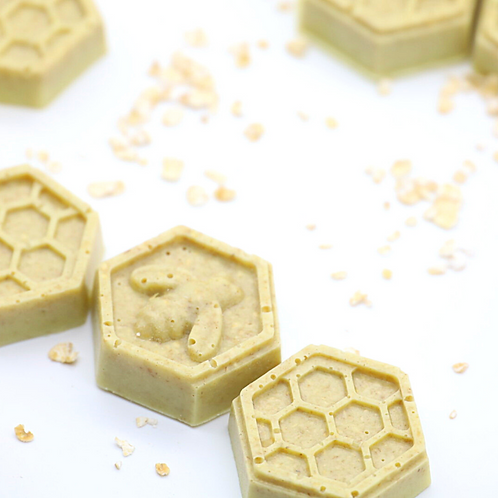 Oat + Honey Mini Soap Bars