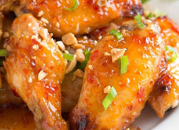 Sweet Chilli Wings Recipe