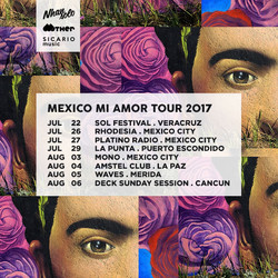 Nhan Solo Mexico Tour