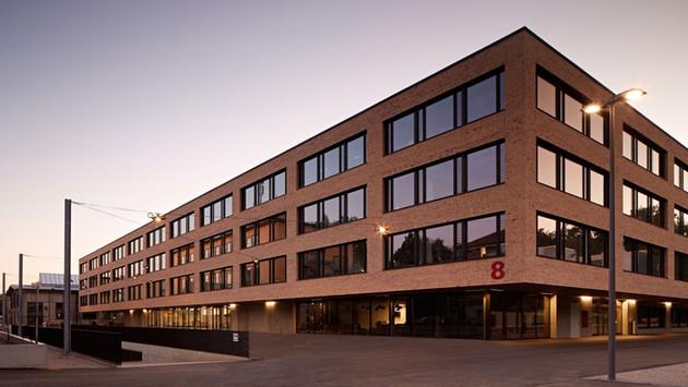 Von Roll Areal, Hochschulzentrum UNI-Bern