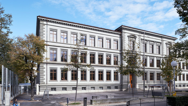 Bläsischulhaus, Basel