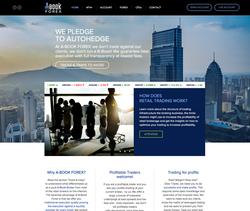 A-Book Forex Website