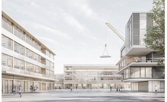 EMPA Campus (2018-2025)
