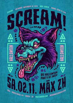 Scream Mäx