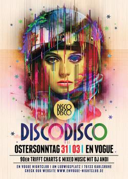 DiscoDisco Artwork