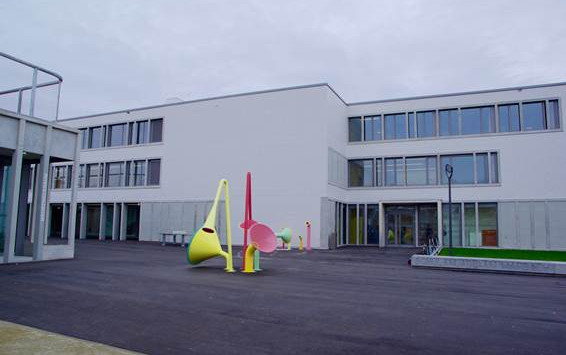 Schulanlage Am Marbach, Oberwil