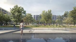 Neubau Aupark Wädenswil