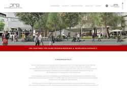 PES AG Website