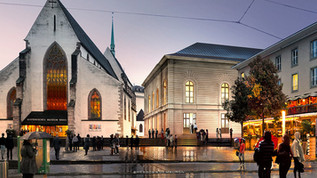 Erweiterung Stadtcasino Basel
