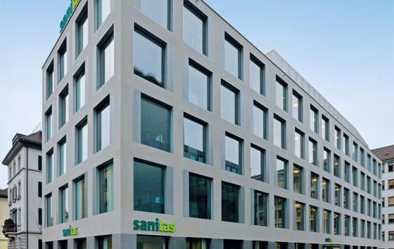 Sanitas Krankenversicherung, Zürich