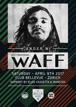 Waff @ Club Bellevue