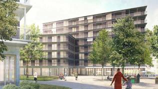 Neubau Pflegezentrums Sihlsana Adliswil